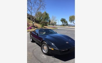 1984 Chevrolet Corvette Coupe for sale 101505163