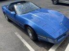 1984 Chevrolet Corvette Convertible for sale 101556875