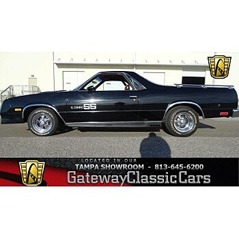 1984 Chevrolet El Camino V8 for sale 100968995