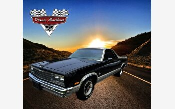 1984 Chevrolet El Camino V8 for sale 101338673