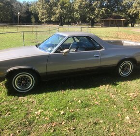 1984 Chevrolet El Camino V8 for sale 101401118