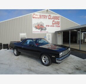 1984 Chevrolet El Camino V8 for sale 101417907