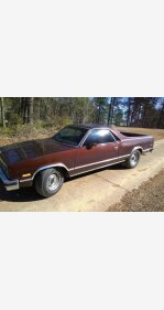 1984 Chevrolet El Camino for sale 100959730