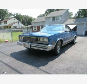 1984 Chevrolet El Camino for sale 101045787