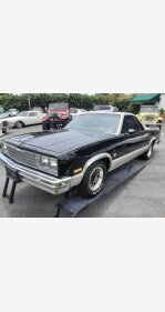 1984 Chevrolet El Camino for sale 101405253