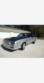 1984 Chevrolet El Camino V8 for sale 101427609