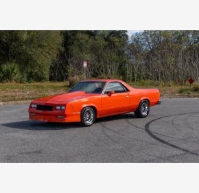 1984 Chevrolet El Camino SS for sale 101451549