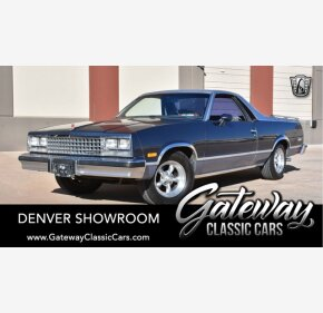 1984 Chevrolet El Camino V8 for sale 101458097