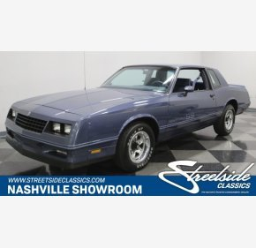 1984 Chevrolet Monte Carlo SS for sale 100980891