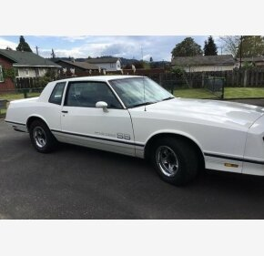 1984 Chevrolet Monte Carlo SS for sale 100987719
