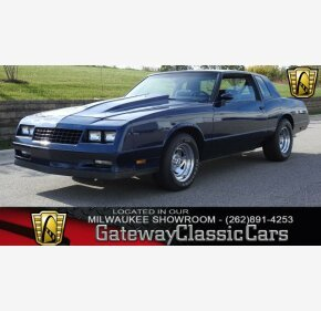 1984 Chevrolet Monte Carlo SS for sale 101057437