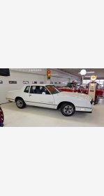1984 Chevrolet Monte Carlo SS for sale 101057887
