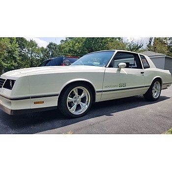 1984 Chevrolet Monte Carlo for sale 101307284