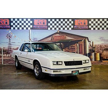 1984 Chevrolet Monte Carlo SS for sale 101321714