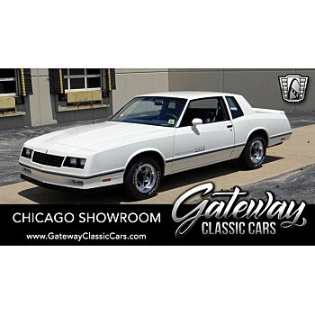 1984 Chevrolet Monte Carlo SS for sale 101339198
