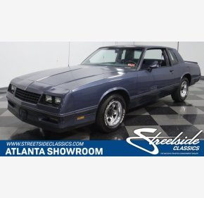 1984 Chevrolet Monte Carlo SS for sale 101352829