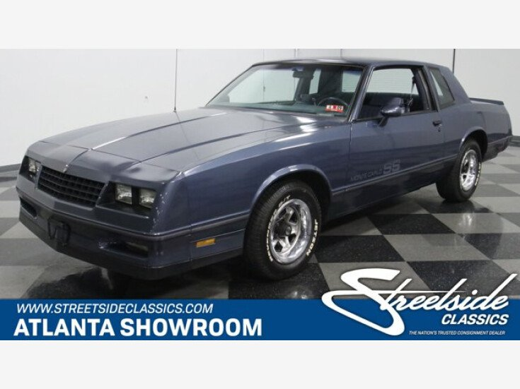 1984 chevrolet monte carlo ss for sale near lithia springs georgia 30122 classics on autotrader 1984 chevrolet monte carlo ss for sale near lithia springs georgia 30122 classics on autotrader
