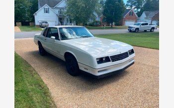 1984 Chevrolet Monte Carlo SS for sale 101403966