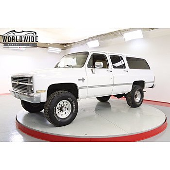 1984 Chevrolet Suburban 2WD 2500 for sale 101517959
