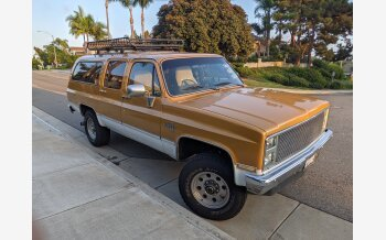 1984 Chevrolet Suburban 4WD 2500 for sale 101600393