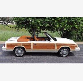 1984 Chrysler LeBaron for sale 101407248