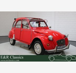 1984 Citroen 2CV for sale 101474894