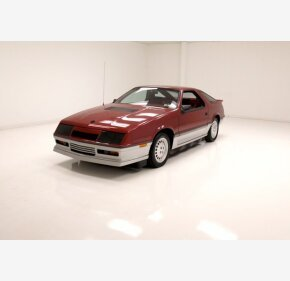 1984 Dodge Daytona for sale 101428651