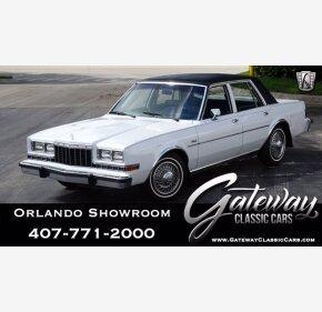 1984 Dodge Diplomat for sale 101444025