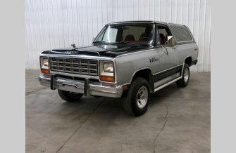 1984 Dodge Ramcharger for sale 101236777