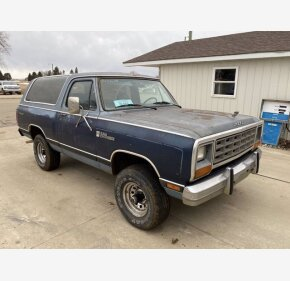 1984 Dodge Ramcharger AW 100 4WD for sale 101463547