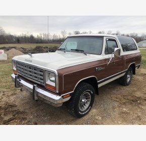 1984 Dodge Ramcharger AW 100 4WD for sale 101402775