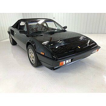 1984 Ferrari Mondial Cabriolet for sale 101095972