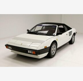 1984 Ferrari Mondial Cabriolet for sale 101195815