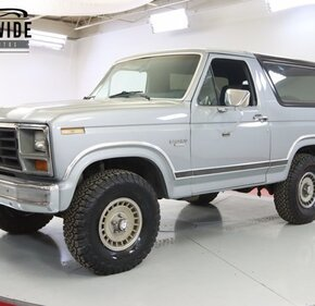 1984 Ford Bronco for sale 101491353