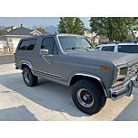 1984 Ford Bronco XLT for sale 101595893