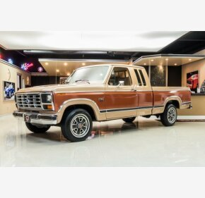 1984 Ford F150 2WD SuperCab for sale 101095771