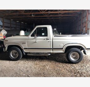 1984 Ford F150 for sale 101411106