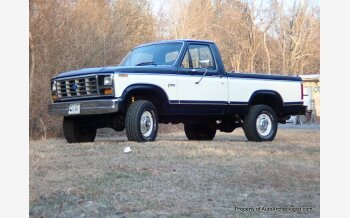 1984 Ford F150 4x4 Regular Cab for sale 101474582