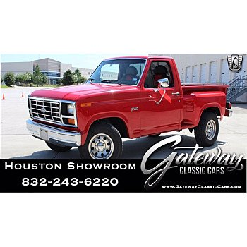 1984 Ford F150 2WD Regular Cab for sale 101481346
