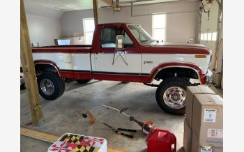 1984 Ford F250 4x4 Regular Cab for sale 101247384