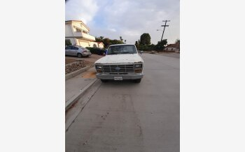 1984 Ford F250 2WD Regular Cab for sale 101594447