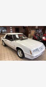 1984 Ford Mustang GLX V8 Convertible for sale 101064557