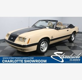 1984 Ford Mustang for sale 101098870
