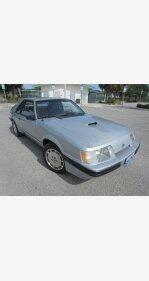 1984 Ford Mustang SVO Hatchback for sale 101100983