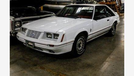 1984 Ford Mustang L Hatchback for sale 101110840