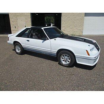 1984 Ford Mustang L Hatchback for sale 101185430