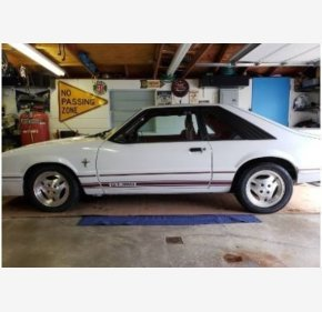1984 Ford Mustang for sale 101241630