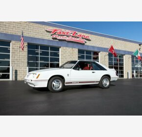 1984 Ford Mustang L Hatchback for sale 101243214