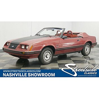 1984 Ford Mustang GT for sale 101269818