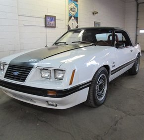 1984 Ford Mustang for sale 101288111